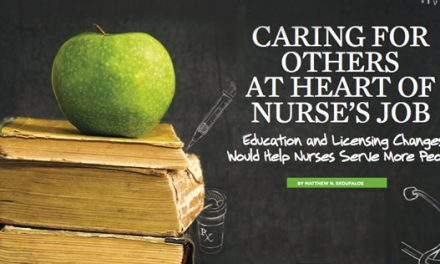 In the Spotlight: Caring for Others at Heart of Nurse's Job