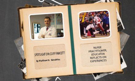 Spotlight On: Cliff Fawcett