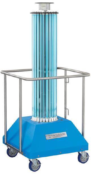 STERIS PATHOGON UV Disinfection System