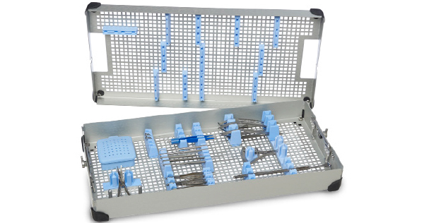 Summit Medical – InstruSafe Instrument Protection Trays