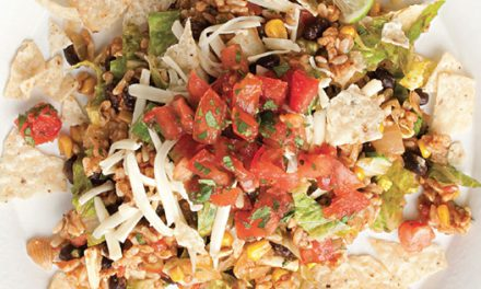Recipe: Vegetarian Taco Salad