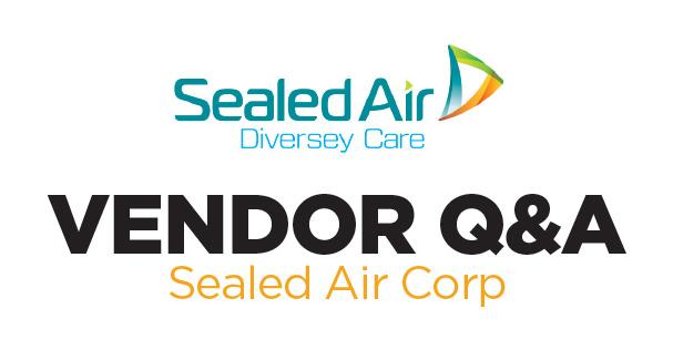 Vendor Q&A: Sealed Air Corp