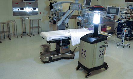 Xenex Germ-Zapping Robot™