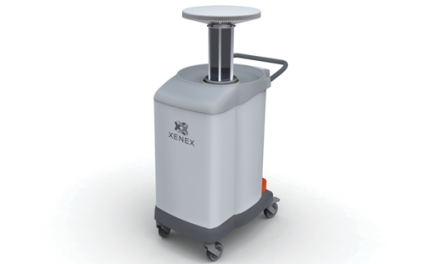 Xenon UV Light