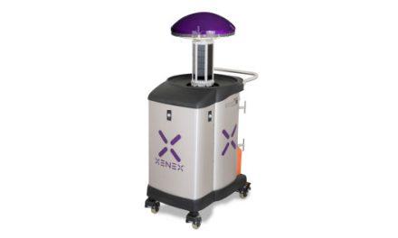 Xenex: Germ-Zapping Robot