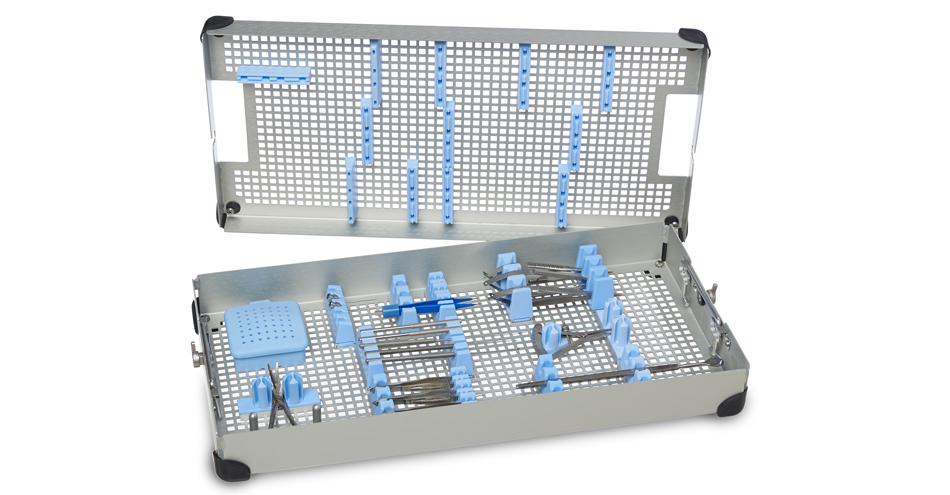 Summit Medical: Instrusafe Instrument Protection Trays