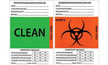 Healthmark Industries: Transportation Identification Label