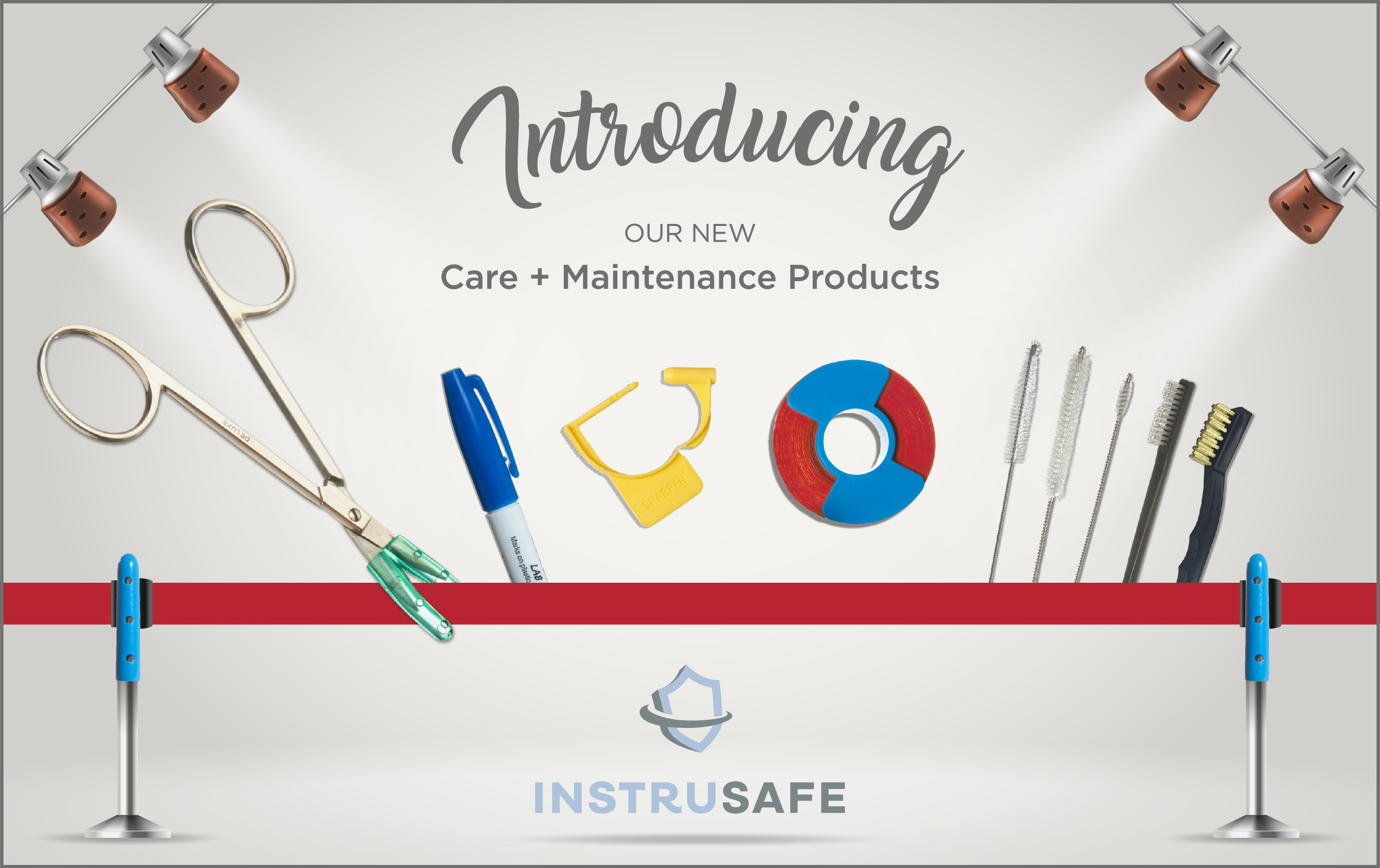 Summit Medical Inc. expands InstruSafe portfolio with new InstruSafe Care + Maintenance Products