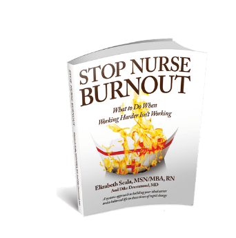 New Book Helps Prevent Nurse Burnout