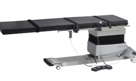 Biodex Surgical C-Arm Table Offers Positioning