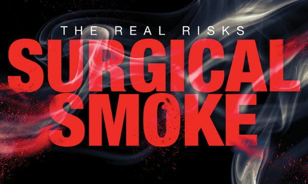 The Real Risks: Surgical Smoke
