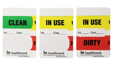 Healthmark Offers Multi-Purpose Label