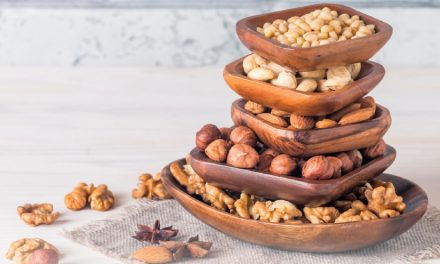 Try Nuts for a Healthy Weight