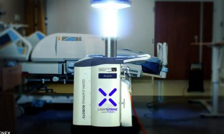 New 2-Minute Run-Time for OR Disinfection with LightStrike Germ-Zapping Robots