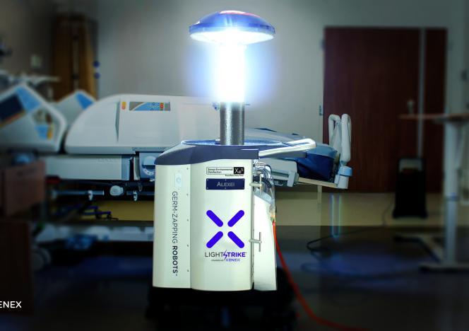 Knowlex welcomes Xenex to showcase LightStrike