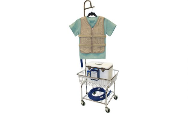Polar Products: CoolOR vest system