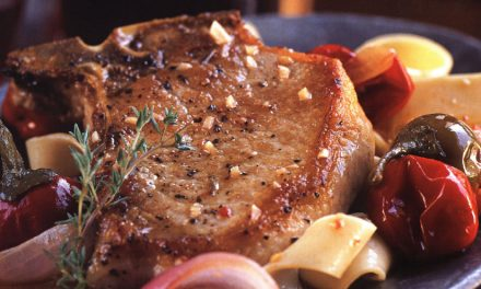 Pan Roasted Pork Chops – A Weeknight Treat