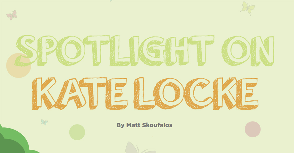 Spotlight On: Kate Locke