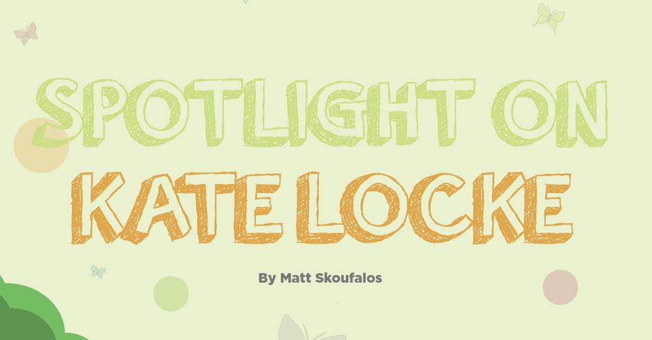 Spotlight On: Kate Locke