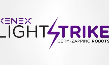 Xenex Announces 2-Minute Run-Time with LightStrike