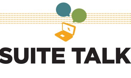 Suite Talk – April 2018