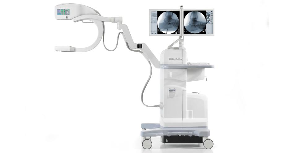 GE Healthcare OEC Elite MiniView C-arm