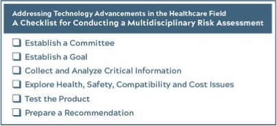 A Systematic Approach to Adopting New Technologies for the Sterile Processing Department (SPD) and Operating Room (OR)