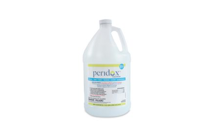 CONTEC: Peridox Concentrate Sporicidal Disinfectant and Cleaner