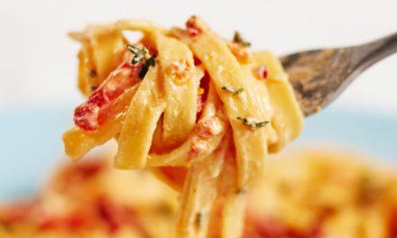 Pasta Dish is All Frills, No Fuss