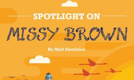 Spotlight On: Missy Brown