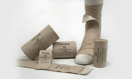 Tetra Medical Supply Corp. Introduces Tetra-Flex Clip Free Woven Elastic Bandage
