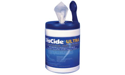 DisCide Updates Ultra Disinfectant Kill Claims