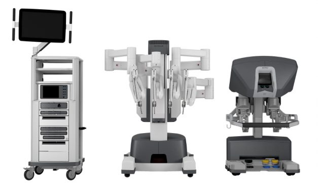 FDA clears new da Vinci X Surgical System
