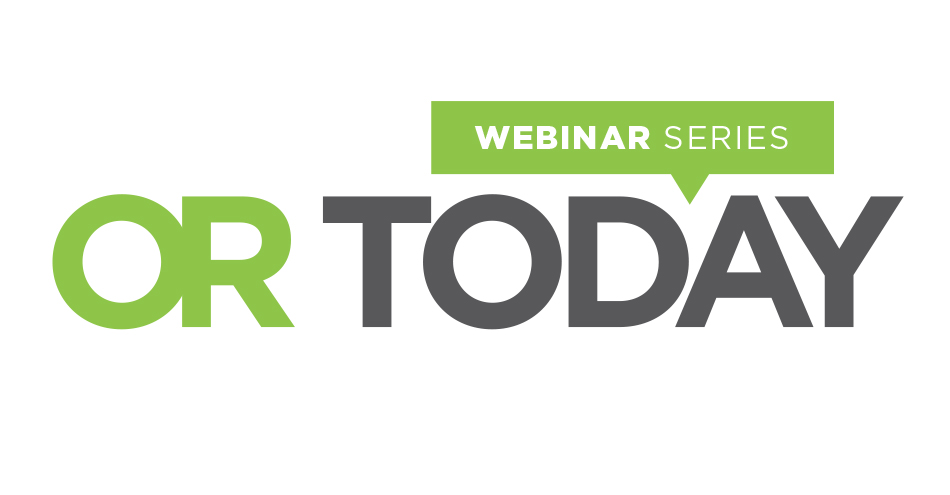 Nurses Applaud OR Today Webinar Series