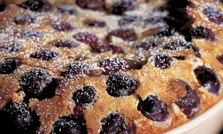 Fruit is the Star of this Rustic Dessert