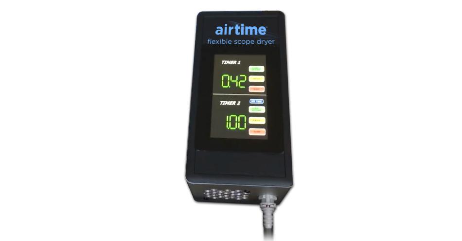 Cygnus Airtime Flexible Scope Dryer