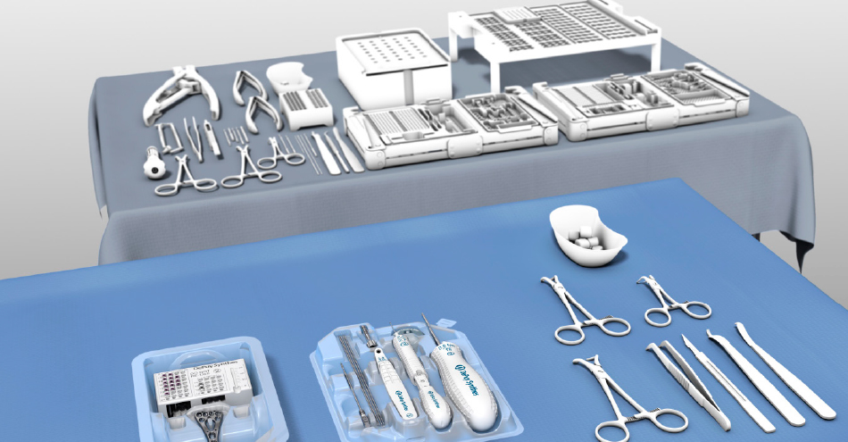 DePuy Synthes Launches Single Use Kits For Wrist Fracture Surgery