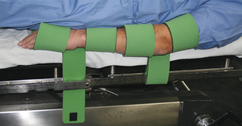 Humbles LapWrap Positioning Pad Provides More Security