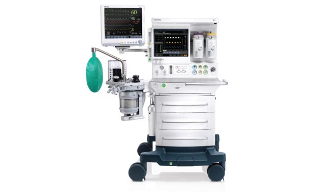 Mindray A7 Anesthesia Workstation with Optimizer