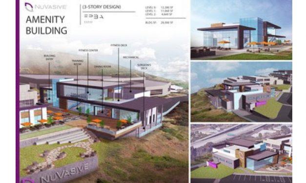 NuVasive Inc. Expands Headquarters