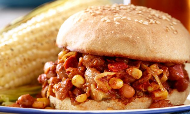 Sloppy Joes Made Healthy