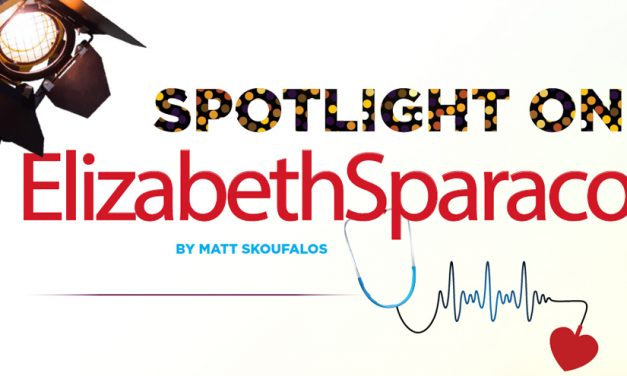 Spotlight on Elizabeth Sparaco