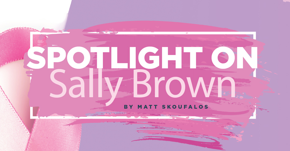 Spotlight On Sally Brown