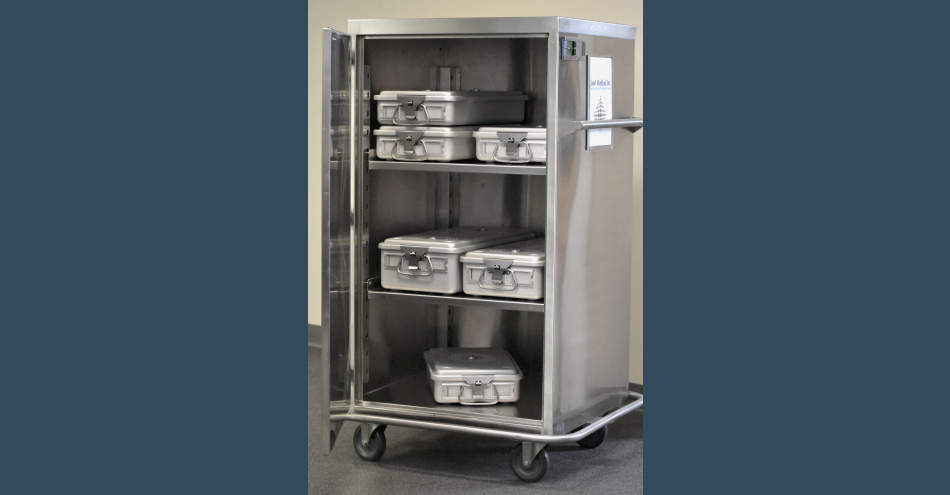 Case Medical SteriTite case cart systems