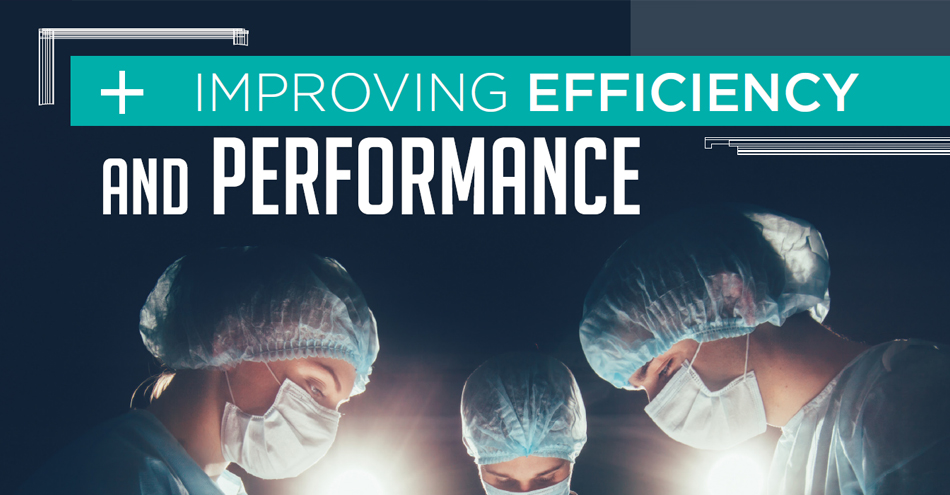 Improving Efficiency and Performance