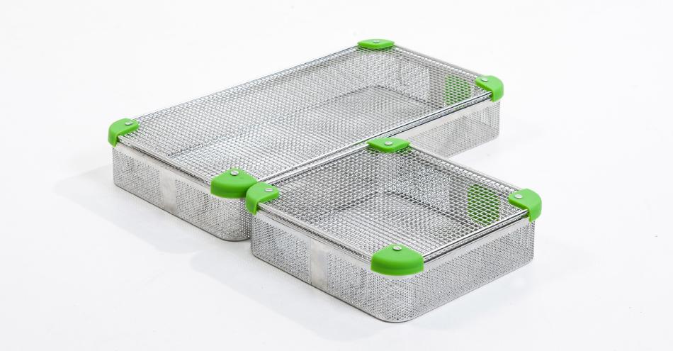 Healthmark Dry-Base Sterisystem Trays