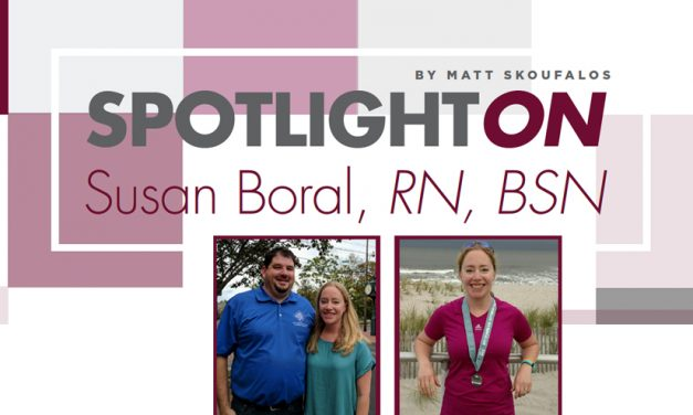 Spotlight On Susan Boral, RN, BSN