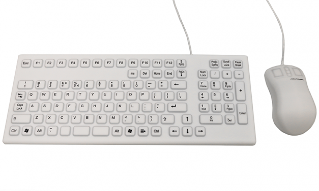 Washable Keyboard and Mouse