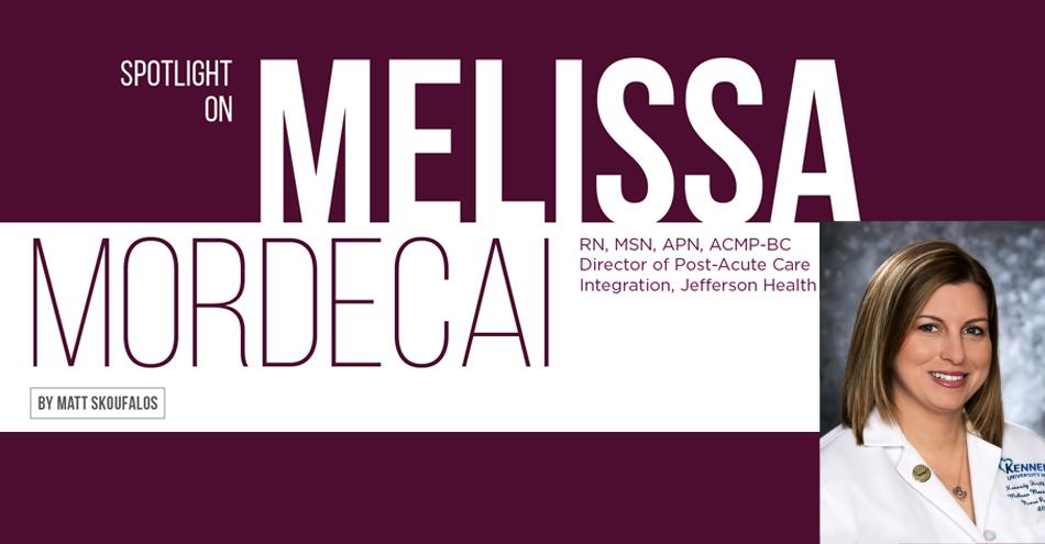 Spotlight On Melissa Mordecai, RN, MSN, APN, ACNP-BC
