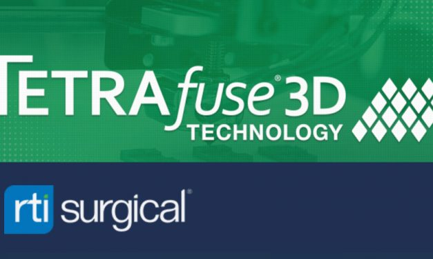 RTI Surgical Introduces TETRAfuse 3D Technology